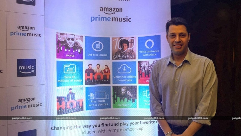 How Amazon Is Betting on Voice to Drive Up Prime Music Adoption in India