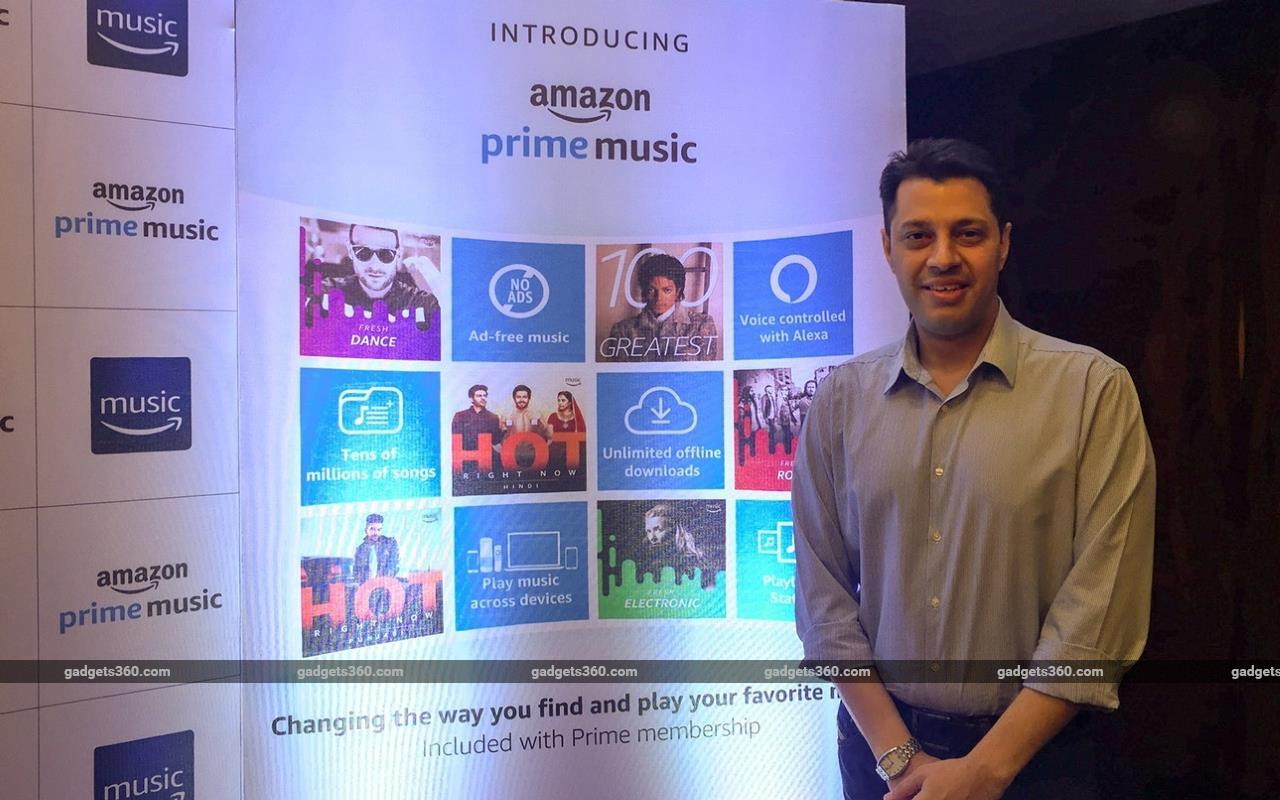 Amazon Music Launched in India, Now Available for Android, iOS
