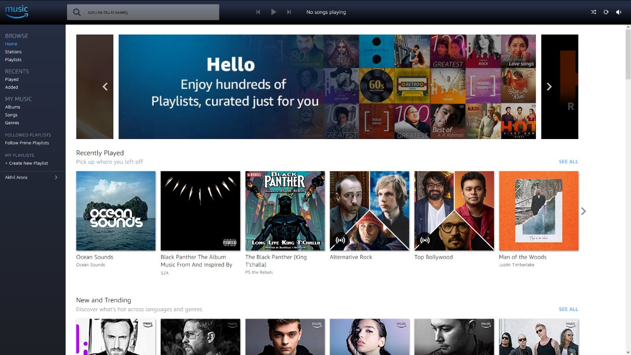 amazon music website