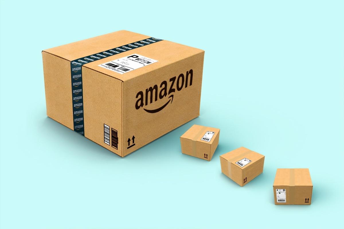 Amazon autorizó el regulador del Reino Unido para comprar una participación del 16 por ciento en la plataforma de alimentos en línea Deliveroo