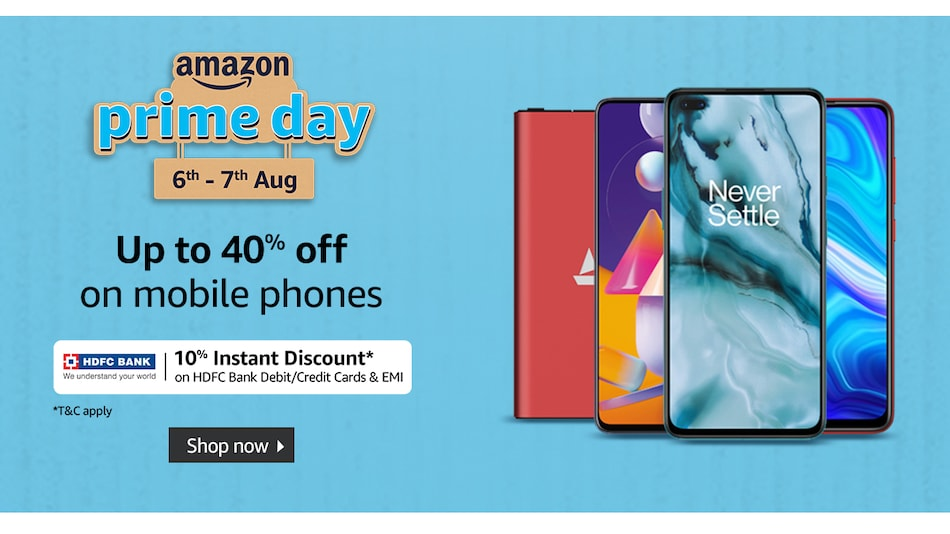 Amazon Prime Day Sale ஆரம்பம்.. எந்தெந்த ஸ்மார்ட்போன்களுக்கு எவ்வளவு ஆஃபர்?