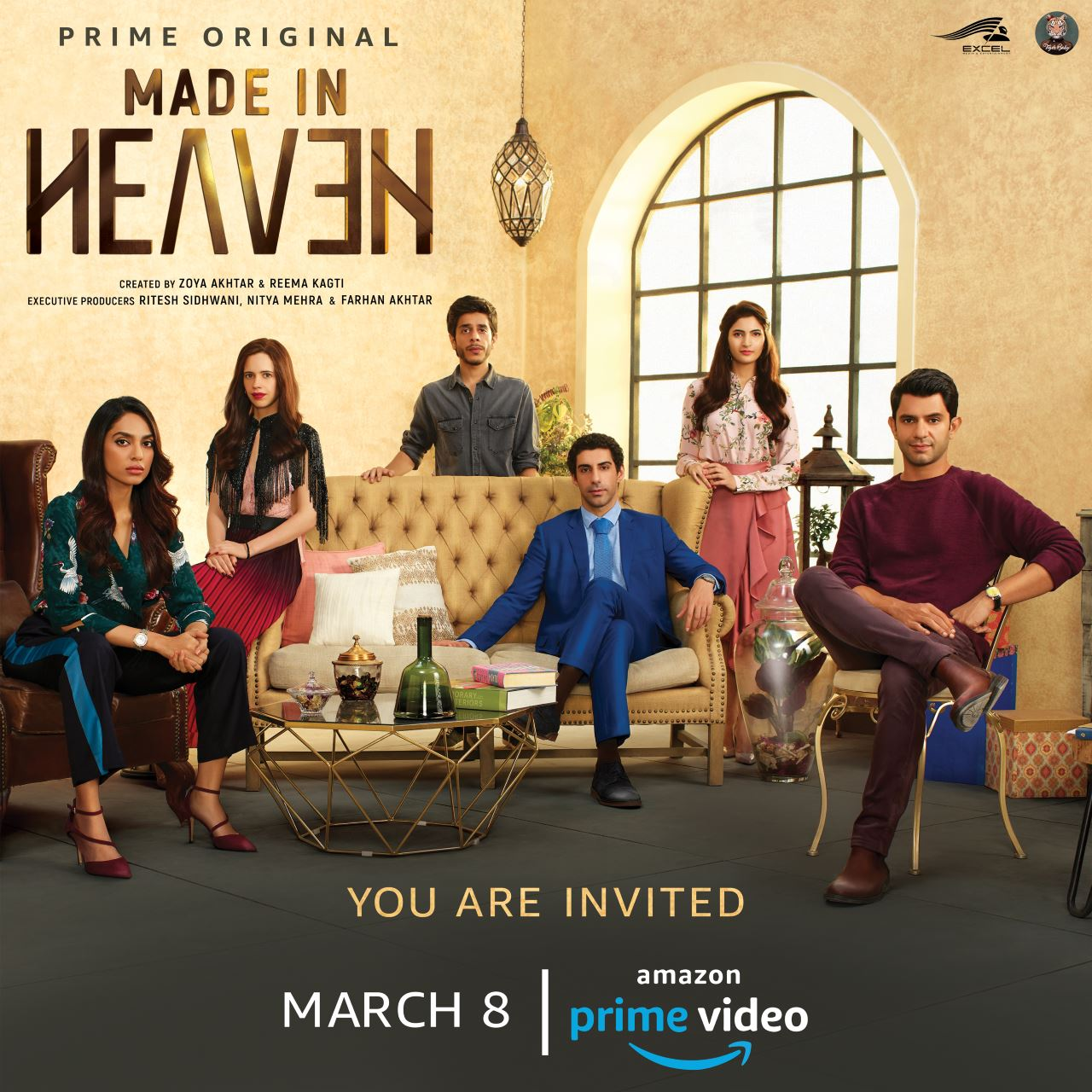amazon prime video made in heaven first look Amazon Made in Heaven Prime Video India