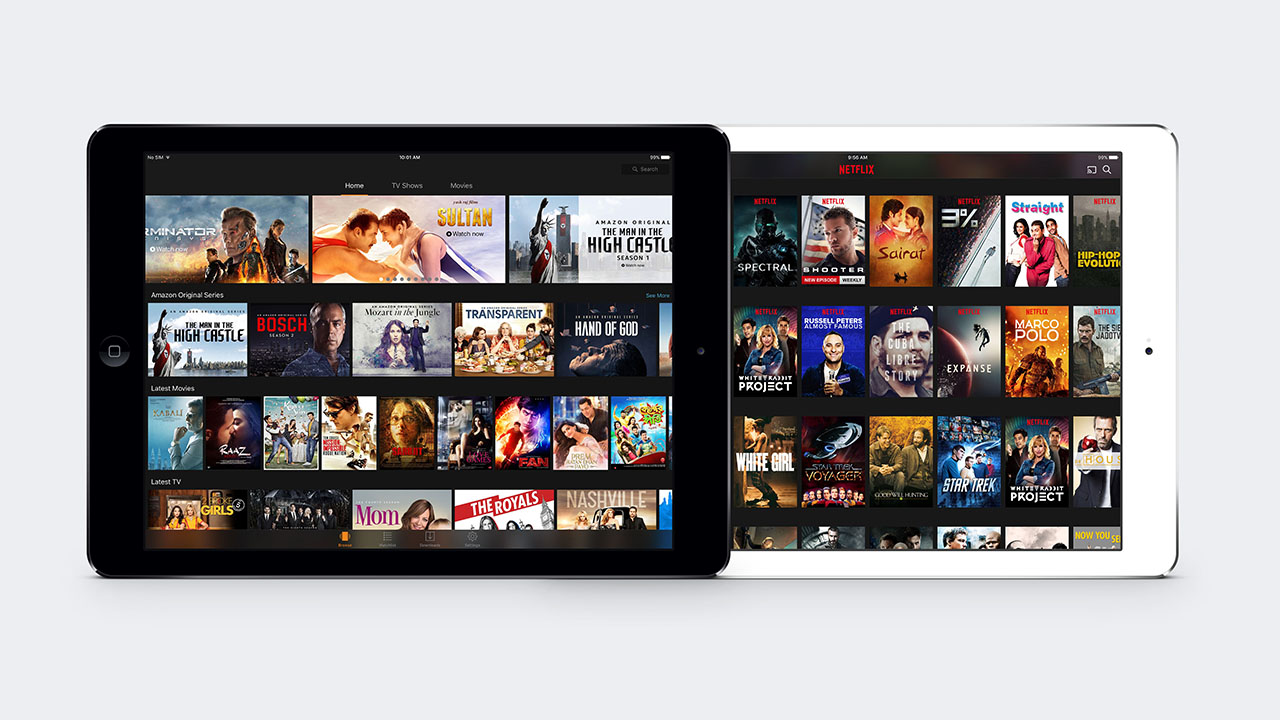 Amazon prime video vs netflix how the india catalogues for Amazon prive