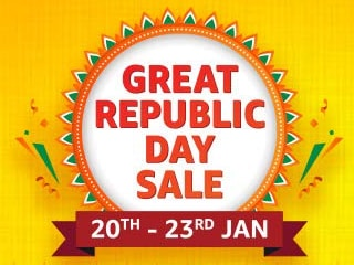 Amazon Great Republic Day Sale Kicks Off for Prime Members: Best Offers on Smartphones and Electronics