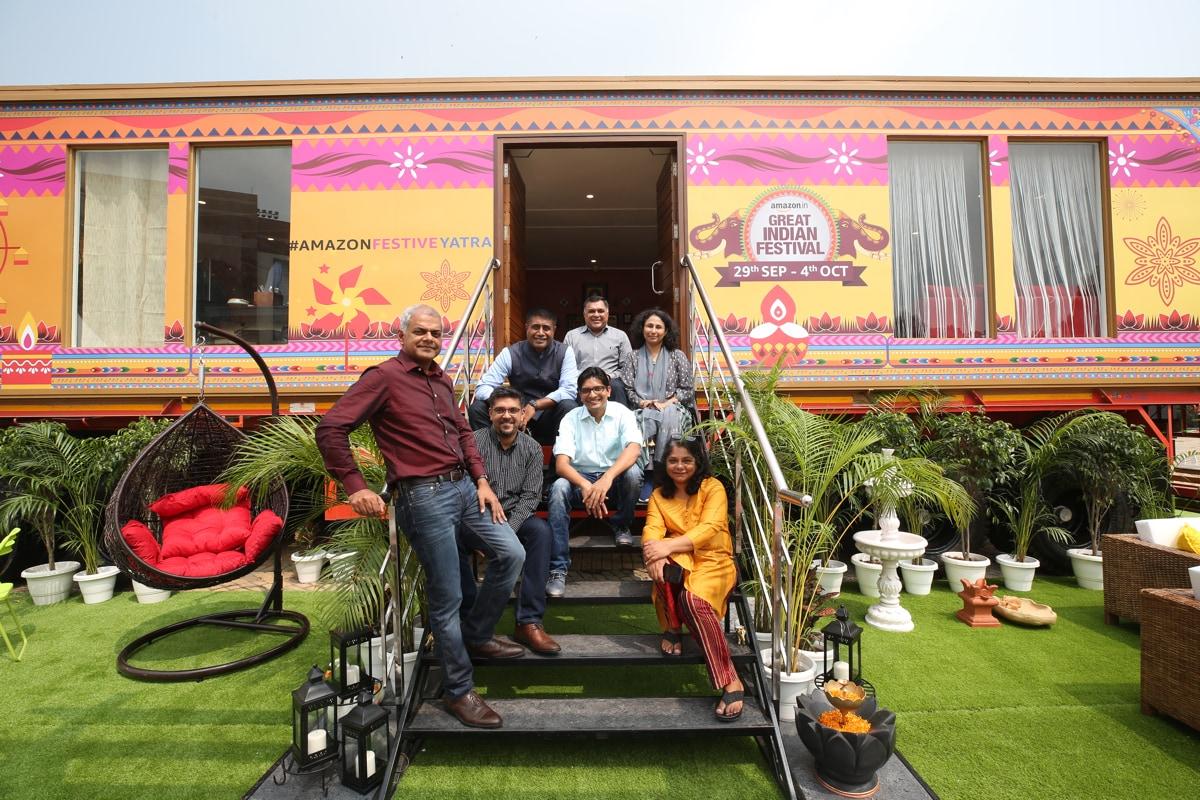 চলতি মাসে শুরু হবে Amazon Great Indian Festival 2019: সেরা অফারগুলি দেখে নিন