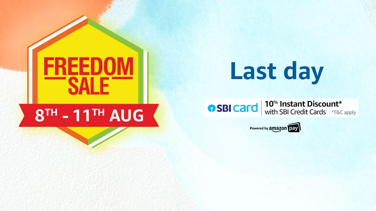 Amazon Freedom Sale 2019 Ends Tonight: Best Discounts and Offers