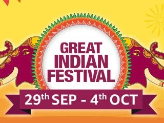 Amazon Great Indian Festival Sale 2019: Sneak Peek at Upcoming Offers on Mobile Phones and Electronics