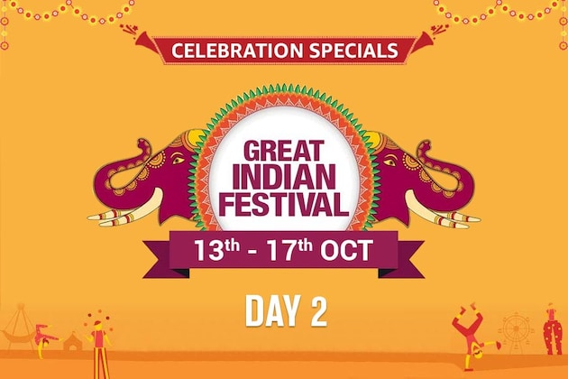 Day 2 of The Amazon Great Indian Festival Sale Offer, 13th Oct-17th Oct 2019, Check for Best Deals here!