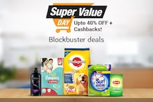 Amazon Super Value Day: Shop Great Offers and Exciting Deals on Everyday Essentials