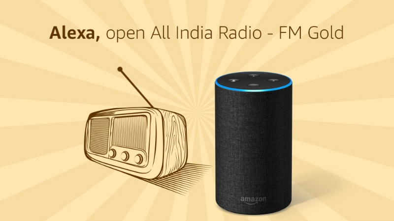 Amazon Alexa Now Provides Access to Over 350 Radio Stations in India