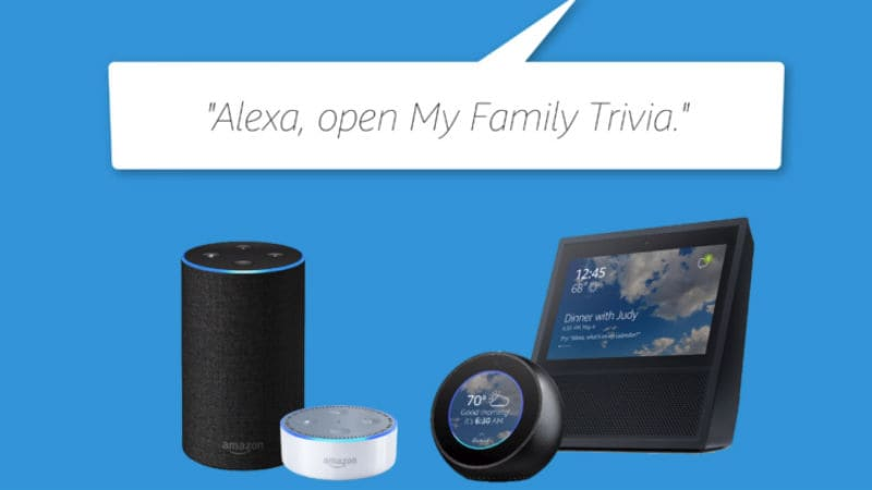Amazon alexa blueprints launched to let users create personalised amazon alexa blueprints launched to let users create personalised alexa skills malvernweather Gallery