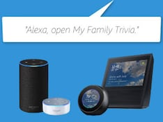 Amazon Alexa Blueprints Launched to Let Users Create Personalised Alexa Skills