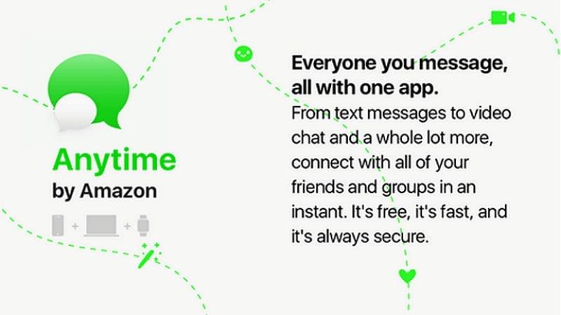 Amazon has been creating a new messaging app in secret