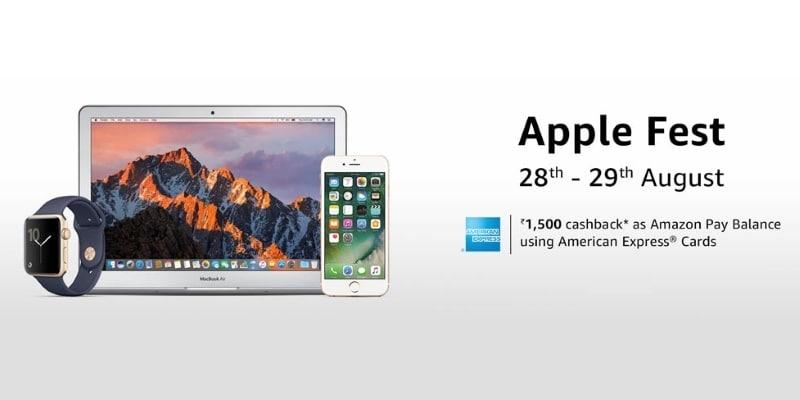 Amazon Apple Fest: iPhone 7, iPhone SE और iPhone 6 सस्ते में
