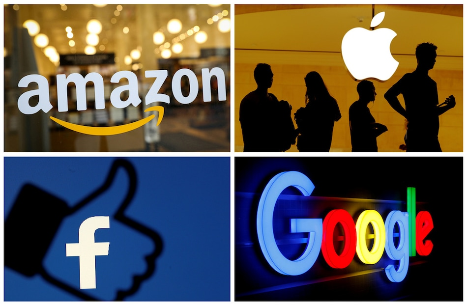 Amazon, Apple, Facebook, Google Chiefs to Testify at US Antitrust Committee
