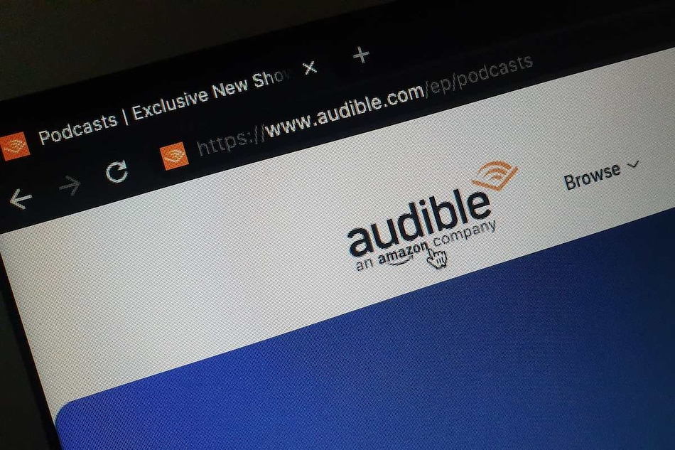 Amazon's Audible Expands Podcasts Business With 100,000 Free Shows to Take on Spotify, Apple Podcasts