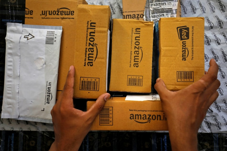 Amazon Said to Call on India Not to Alter E-Commerce Investment Rules