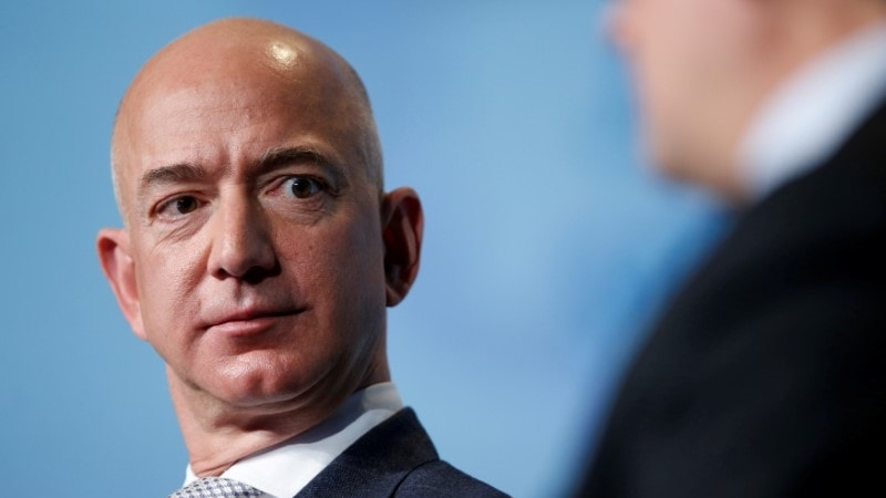 Jeff Bezos Paid $16,000 in Parking Tickets for Washington DC Mansion: Report