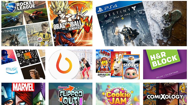 Amazon Digital Day Sale Kicks Off Friday With Offers on Games, Movies, Comics, More