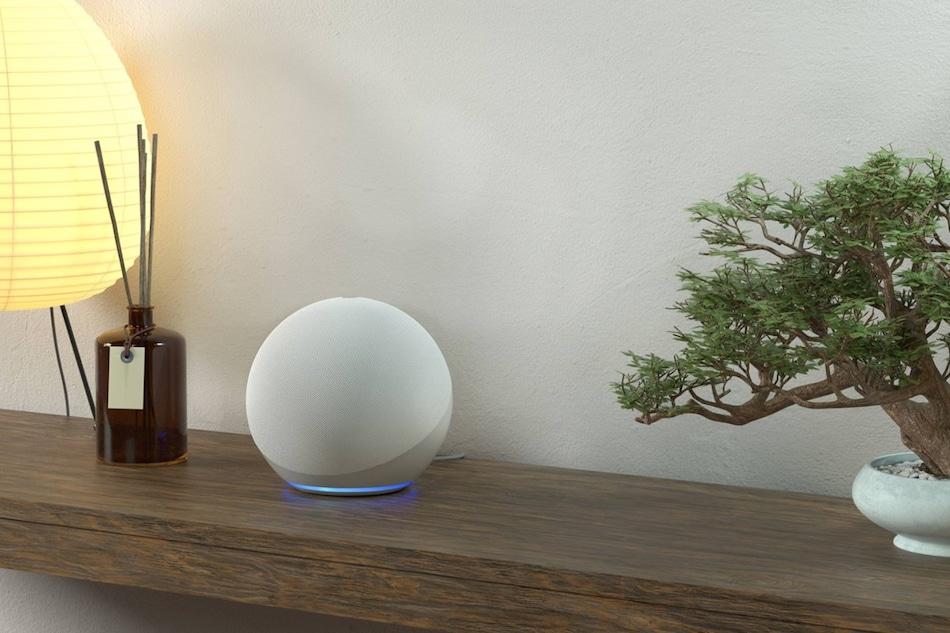 Amazon Echo (4th Gen), Echo Dot (4th Gen) व Echo Dot (4th Gen) With Clock भारत में लॉन्च, कीमत 4,999 रुपये से शुरू