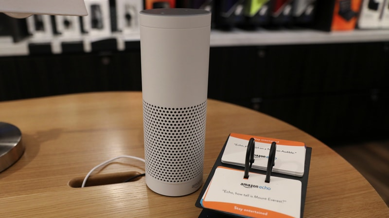 Amazon Alexa is down in the UK