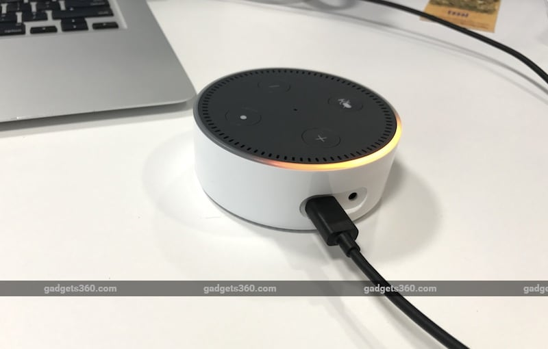 Amazon Echo speaker with Alexa voice assistant to launch this Diwali