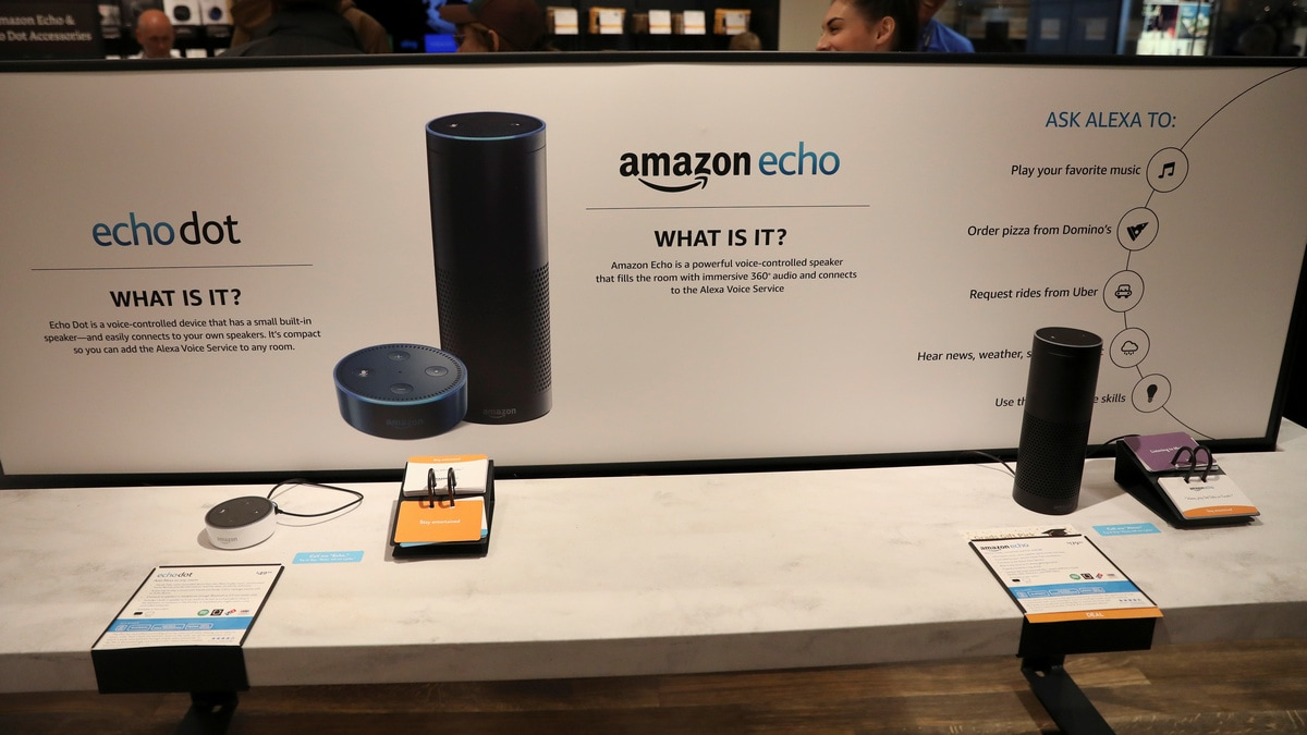 Amazon Alexa Being Used As Home Security System In The US