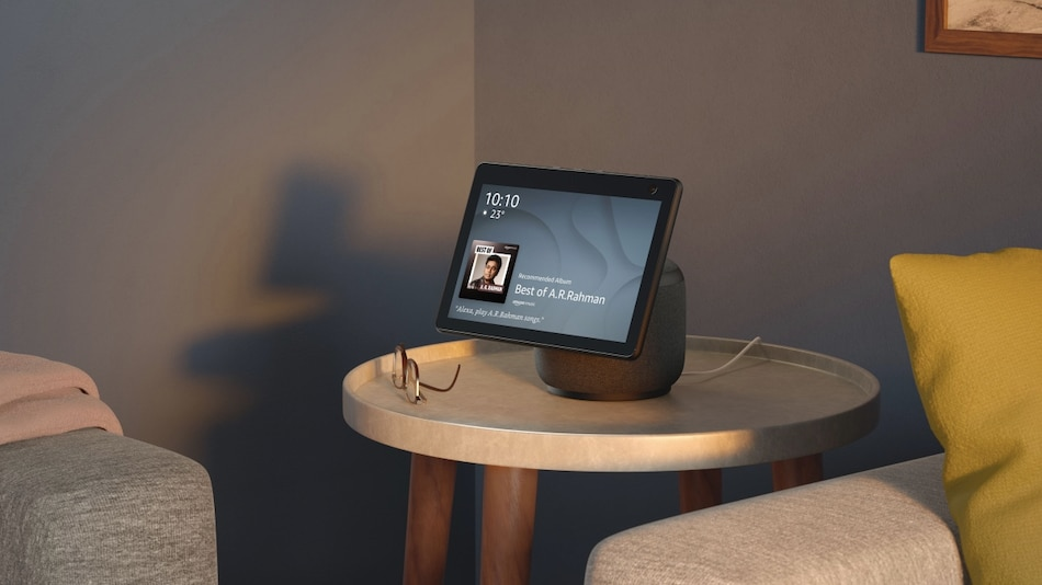 Amazon Echo Show 10 (3rd Gen) Launched in India: Price, Specifications, Features