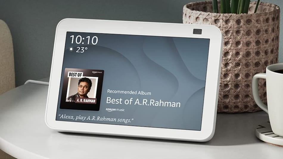 Amazon Echo Show 8 (2nd Gen) With Upgraded Camera, Auto-Framing Launched in India