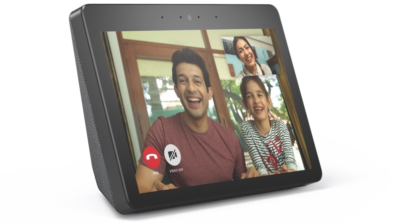 Amazon Echo Show Smart Display With 10-Inch HD Screen, Dolby Sound, Hands-Free Calling Launched in India