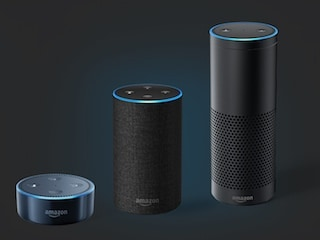 Amazon Echo, Echo Dot, Echo Plus Alexa-Powered Smart Speakers Launched in India; Prime Music Coming Soon