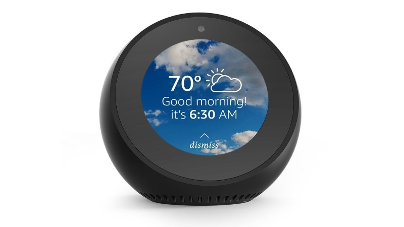 amazon echo spot Amazon Echo Spot