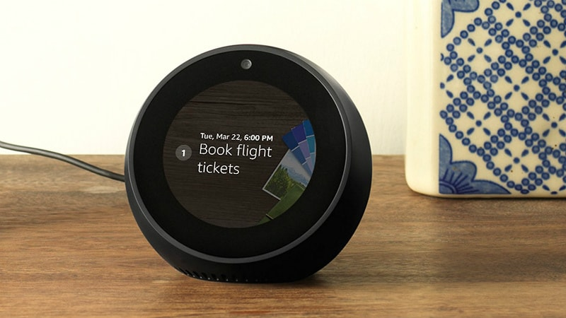 Amazon Echo Spot With a Circular Display Launched in India
