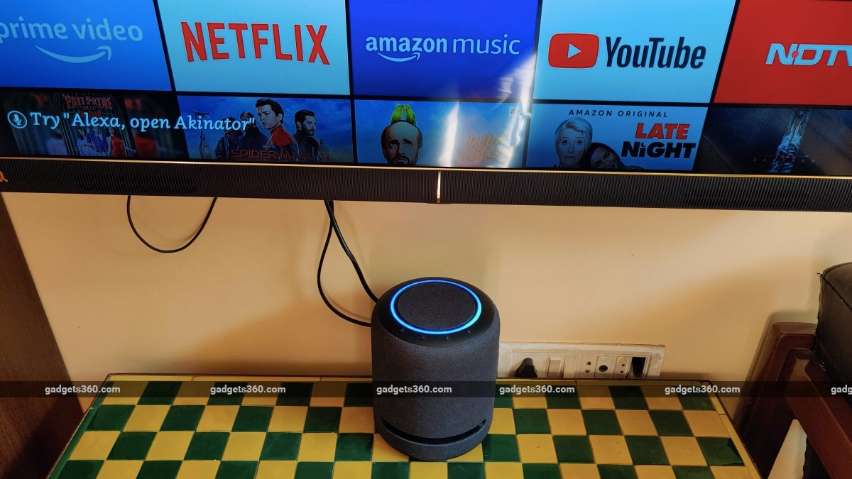 amazon echo studio review fire tv stick Amazon Echo Studio