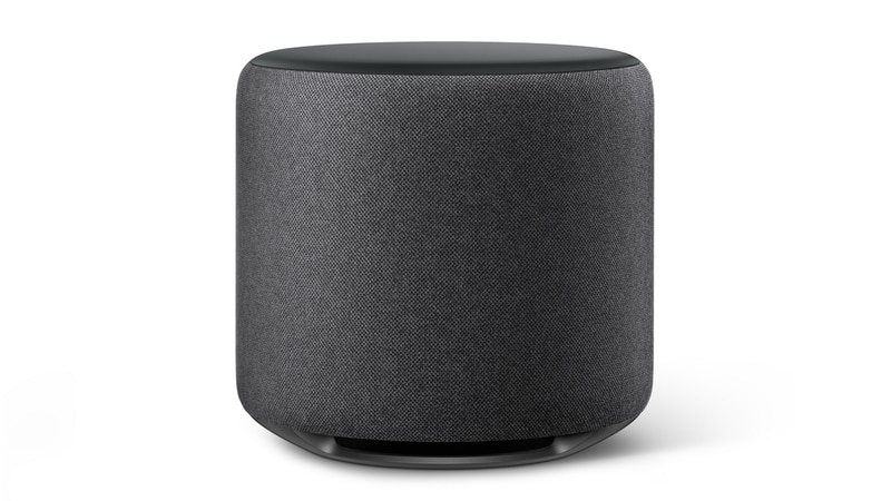 amazon echo sub front press Amazon Echo Sub