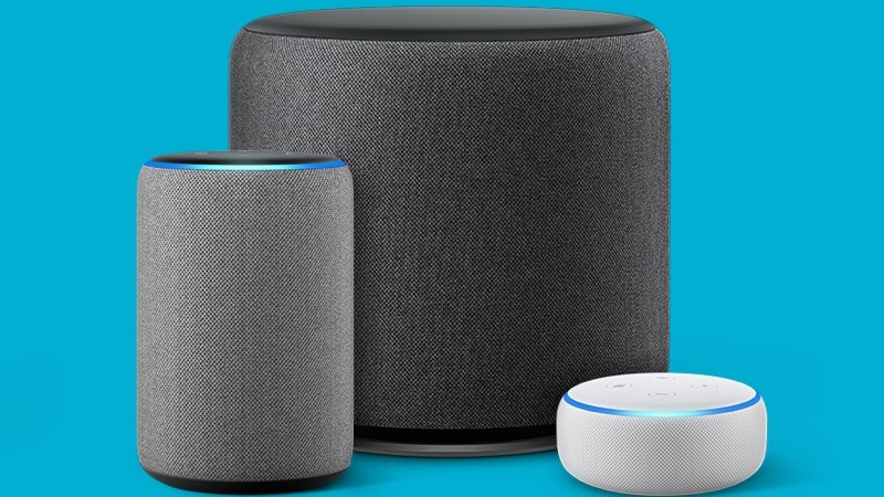 New Echo Dot, Echo Show, Echo Input, Echo Plus, and Echo Sub Launched for India