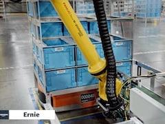 Amazon Testing Robots to Work Autonomously in Warehouses