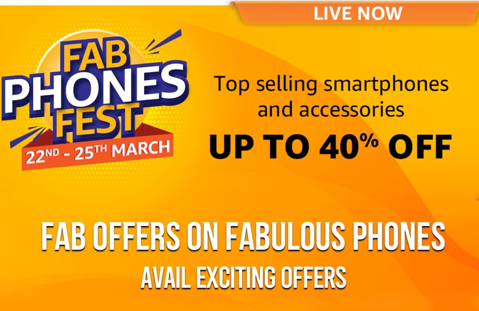 Amazon Fab Phone Fest Begins: Price Cuts on OnePlus 8T, OnePlus 8 Pro, More Phones