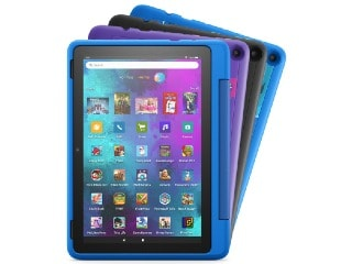 Amazon Fire HD 10 Series, Fire HD 10 Kids, Fire Kids Pro Tablet Models With Brighter Displays, More RAM Launched