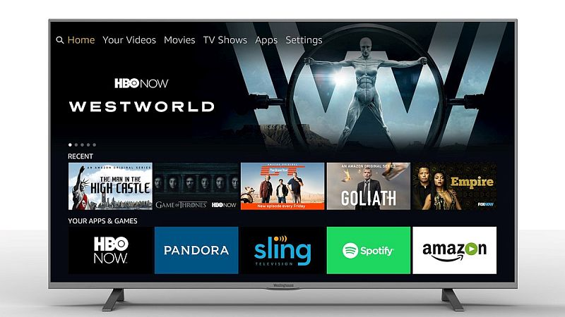 CES 2017: Amazon Fire 4K Ultra HD Smart TVs With Alexa Voice Remote Launched