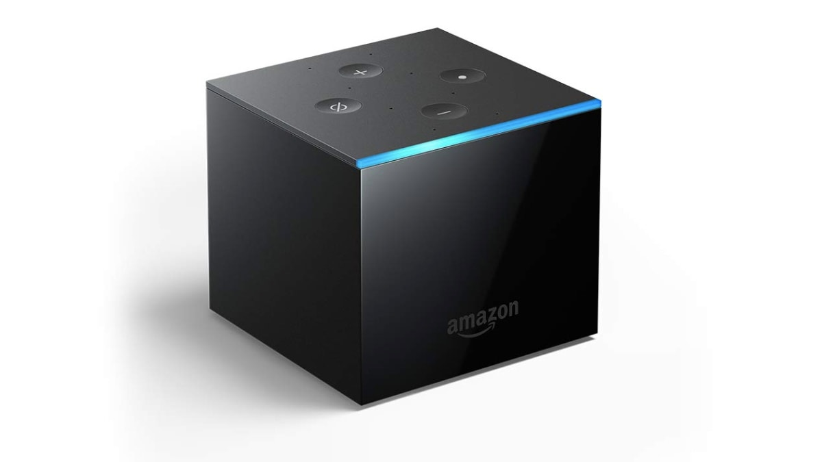 Amazon Launches Upgraded Fire TV Cube, New Soundbar and Smart TVs