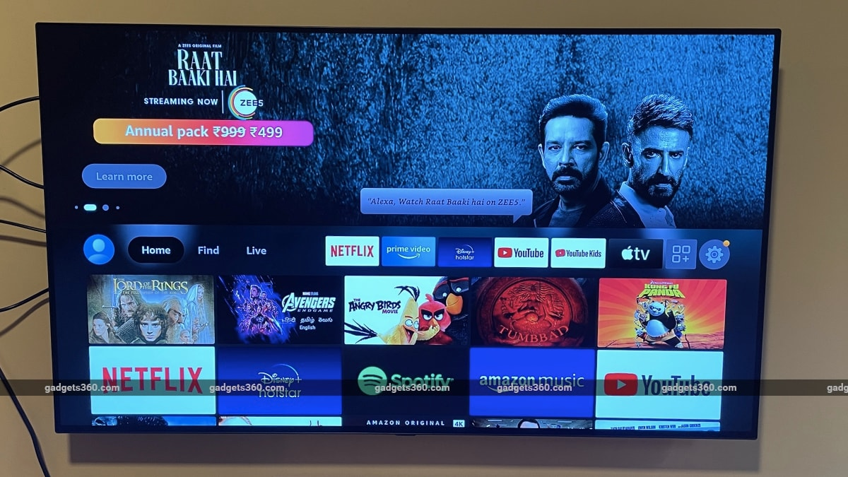 amazon fire tv cube 2nd gen review ui Amazon