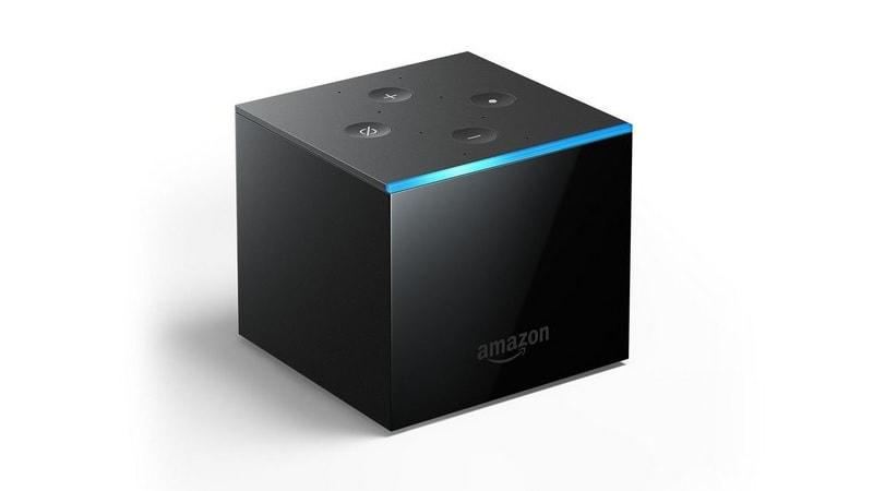Amazon Fire TV Cube Launched, Its New Voice-Controlled Streaming Device