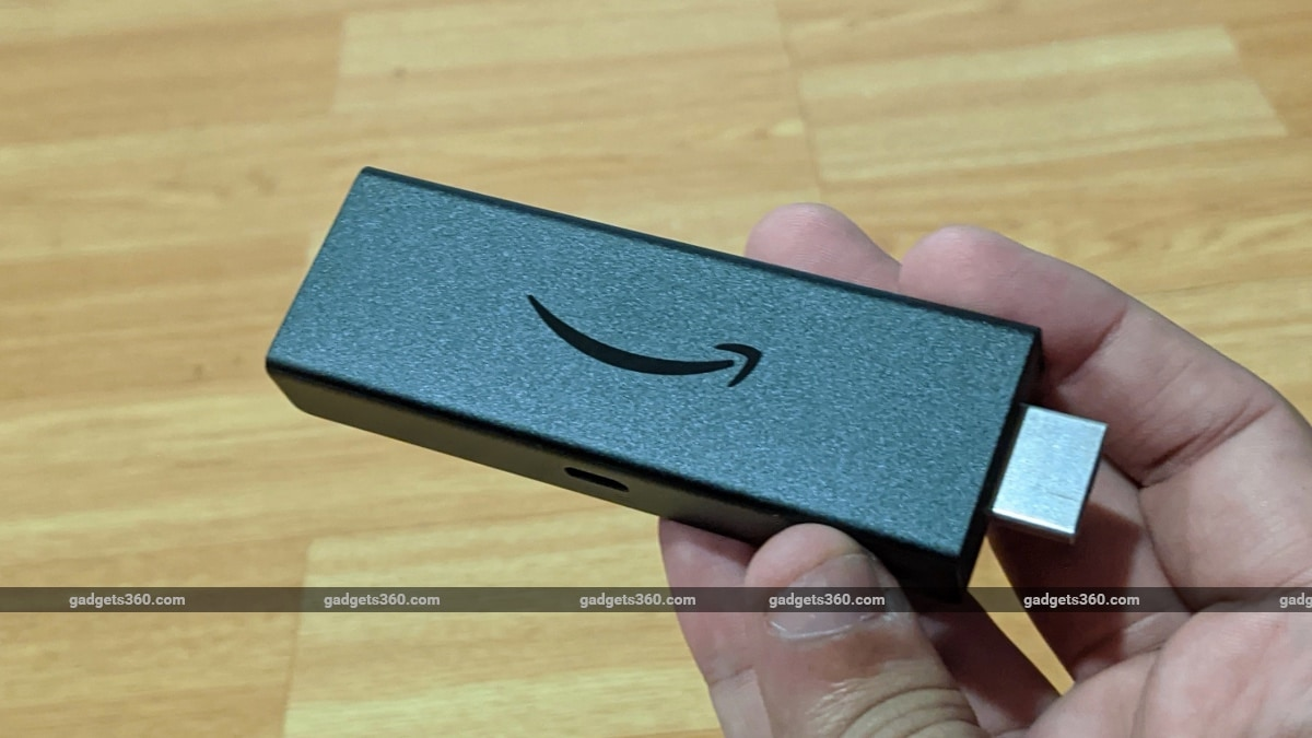 amazon fire tv stick 3rd gen review in hand Amazon  Amazon Fire TV Stick