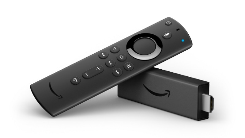 Amazon Fire TV Stick 4K With All New Alexa Voice Remote Launched in India