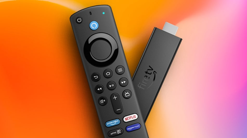 Amazon Fire TV Stick 4K Max With Wi-Fi 6, Dolby Vision Support Launched in India