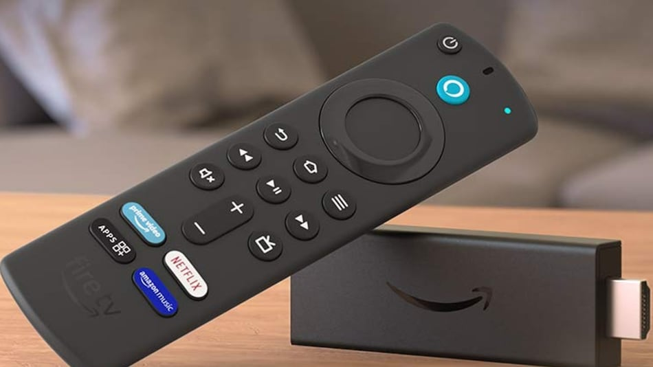 Amazon Launches Fire TV Stick Voice Remote (3rd Generation) With Dedicated Buttons for Netflix and Prime Video