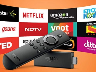 Amazon Fire TV Stick Comes to India at Rs. 3,999, Will Rival Google Chromecast