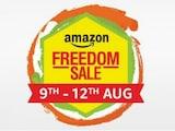 Amazon Freedom Sale 9 अगस्त से, कई स्मार्टफोन पर मिलेगी छूट