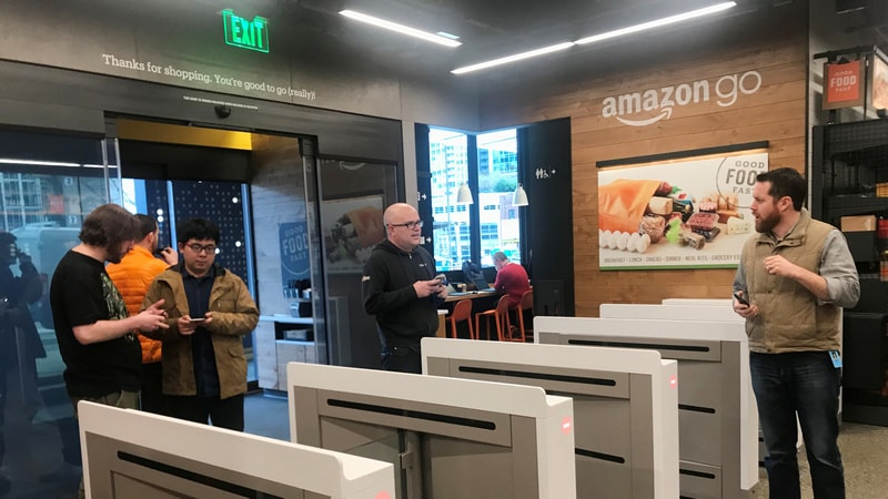 Amazon Go Store Opens in Seattle With No Cashiers